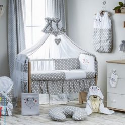 Baby Bed Textiel