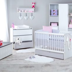 Babykamer Dalia Grey