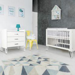 Babykamer Blanca Wit