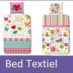 Kinder Bed Textiel