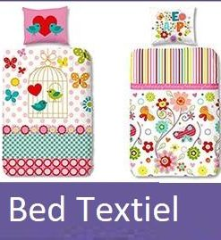 Kinder Bed Textiel