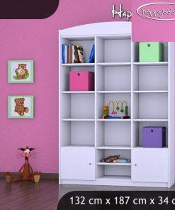 Boekenkasten Happy