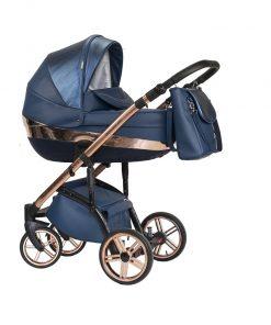 Kinderwagen_Blue Velvet_3wolkjes